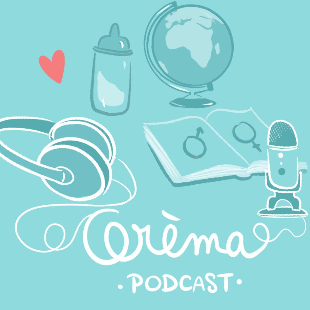 pochette podcast maman orema podcast